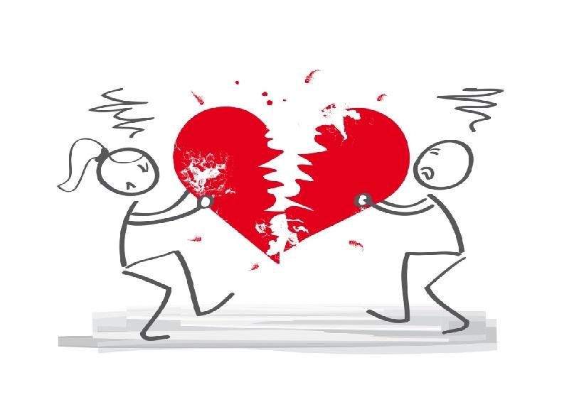 Vermögen aufteilen bei Scheidung